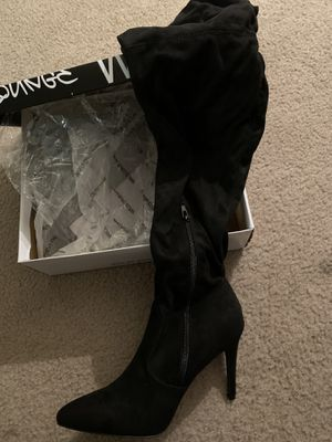 Brand new knee high boots- size 10 women. for Sale in Glendale, AZ