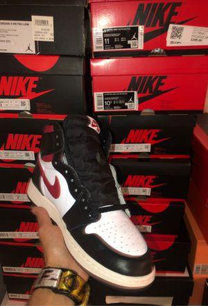 Jordan 1 Gym red size 10 for Sale in Farmington Hills, MI