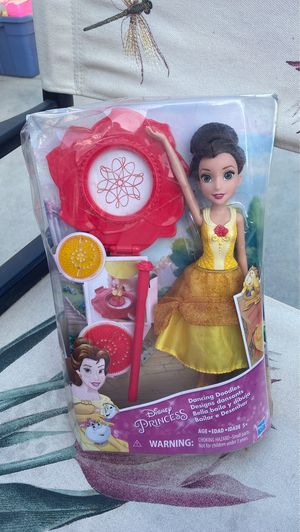 Disney Belle doll for Sale in Los Angeles, CA