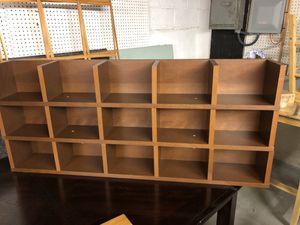 Set of 3 IKEA Wood Wall Shelves for Sale in Deptford Township, NJ