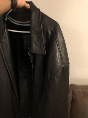 Leather Jacket for Sale in Raleigh, NC