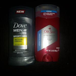 Dove Men Care and Old Spice deodorant for Sale in Phoenix, AZ