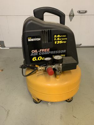 Air Compressor DeWalt for Sale in Oakley, CA