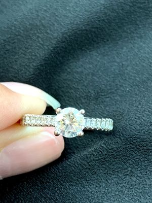 3/4 Center Stone Diamond Ring for Sale in Pevely, MO