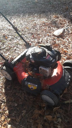 Lawn mower worked fine this summer i bought a riding one for Sale in Portsmouth, VA