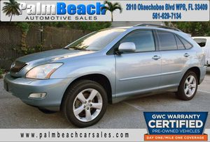 2005 Lexus RX 330 for Sale in West Palm Beach, FL