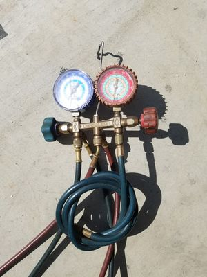 IMPERIAL AIR-CONDITIONING MANIFOLD GAUGE for Sale in Murrieta, CA