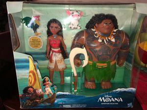 Moana adventure collection dolls for Sale in Lynwood, CA