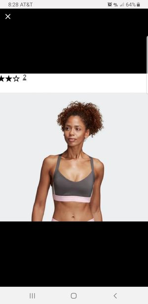 Adidas sports bra and leggings for Sale in West Dundee, IL