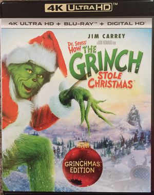 The grinch 4K for Sale in Fresno, CA