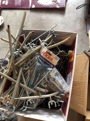 Box Peg Board Hooks for Sale in Roanoke, VA