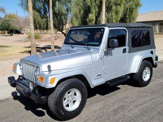 2005 Jeep Wrangler LJ for Sale in Chandler,  AZ