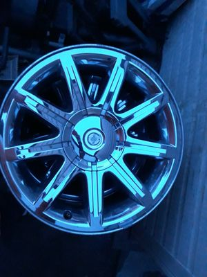 Rims and grill for Sale in Fontana, CA