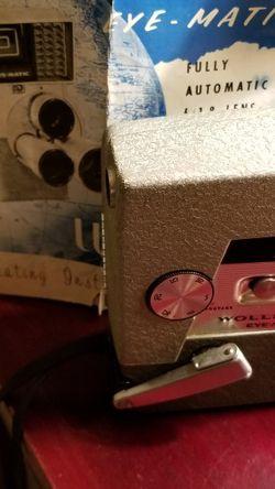 Wollensak 8mm Movie Camera for Sale in Tampa,  FL