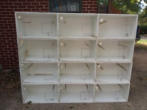 4 -bird cages-25 .00 each for Sale in Dallas, TX