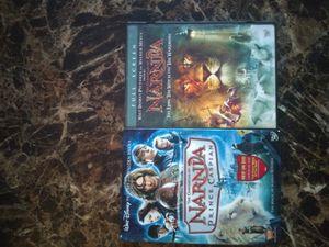 Narnia movies for Sale in Dinuba, CA