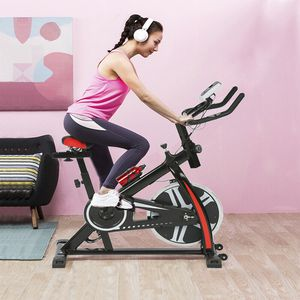 NEW Stationary Bike Workout Fitness Gym Exercise for home Workout cycling living area gym room basement backyard gym for Sale in Las Vegas, NV