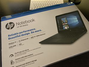 Hp Notebook for Sale in NJ, US