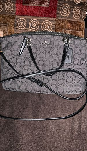 Black Coach purse for Sale in Appleton, WI