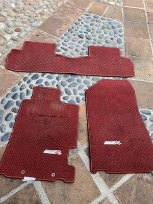 Acura RSX DC5 Type R Floor Mats OEM for Sale in Encinitas, CA