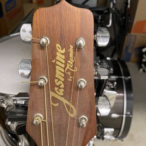 Takamine Acoustic Guitar With Stand for Sale in Leander, TX