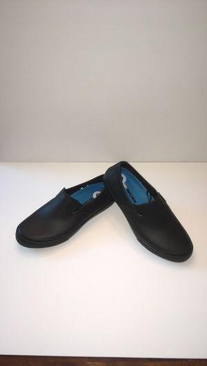 59dd7161110  NEW  Dr. Scholl s Women size 9 black slip resistant loafer work shoes for