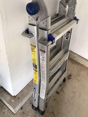 Werner aluminum telescoping ladder for Sale in Herndon, VA