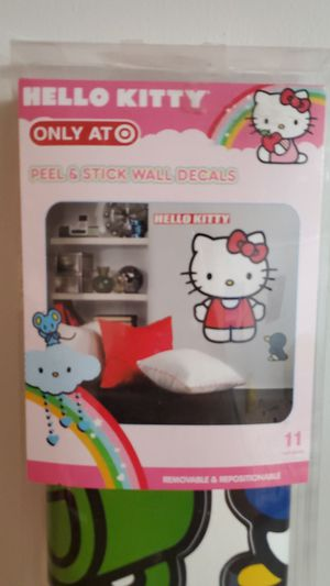 Hello Kitty Wall Decal for Sale in Middletown, CT