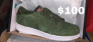 "Air Jordan 1 Retro Low NS HC ""Legion Green"" for Sale in Thornton, CO"