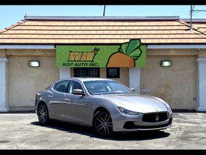 2016 Maserati Ghibli for Sale in El Monte, CA