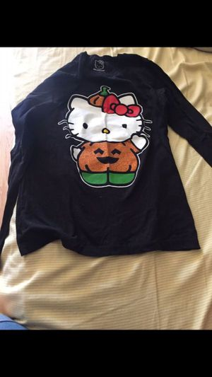 Girls Hello Kitty Halloween shirt size 10-12 for Sale in Pico Rivera, CA