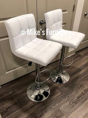New Adjustable Bar Stools, barstools, barstool, bar stool, Sillas, Dining Chairs, chair, chairs, cadeiras (5 colors Red, Black, White, Brown, Gray) for Sale in Lauderhill, FL