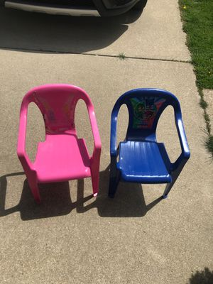2 kids chairs for Sale in Fraser, MI