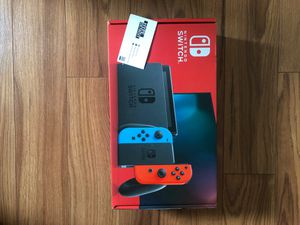 Nintendo Switch Newest Version for Sale in West Bloomfield Township, MI