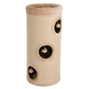 "37"" 3 level cat tree & scratch post combo for Sale in Seattle, WA"