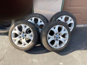 225/50/18 BMW wheels for Sale in Roseville, CA