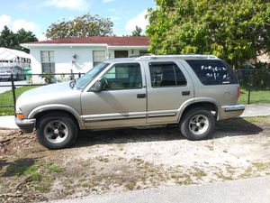 1998 chevy blazer for sale for Sale in Princeton, FL