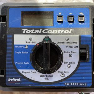 18 Station Sprinkler Control for Sale in Norco, CA