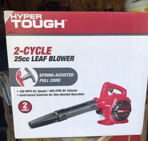 Gas leaf blower new in box for Sale in Chicago, IL