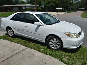 Dependable 2002 Toyota Camry for Sale in Jacksonville, FL