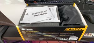 Corsair RM750x Power Supply for Sale in Quincy, IL