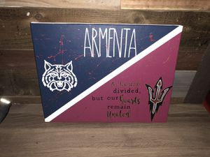 A house divided Signs for Sale in Tempe, AZ