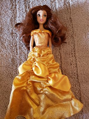 Beauty and the beast Belle barbie for Sale in Downey, CA