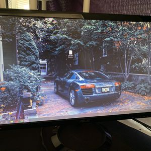 Asus Gaming Monitor 60 FPS/hz Like New Condition 1ms for Sale in New Port Richey, FL