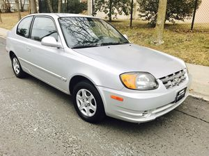 Only 100k Miles !! 2003 HYUNDAI accent !! like New Interior Drives Great ! for Sale in Silver Spring, MD