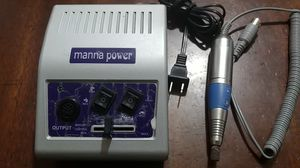 Manicure electric drill. Works fine $25.. Includes a box of bands...West kendall pickup only..thanks for Sale in Miami, FL