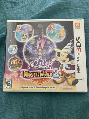 Disney magical world Nintendo 3DS game for Sale in Chula Vista, CA