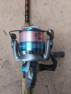 New Okuma iron reel for Sale in Pembroke Pines, FL