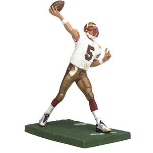 McFarlane Toys NFL Sports Picks Series 5 Action Figure Jeff Garcia (San Francisco 49ers) White Jersey for Sale in Chandler, AZ