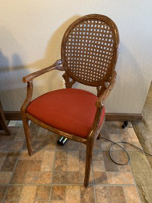 Antique wood chairs (set of 2) for Sale in Dallas, TX